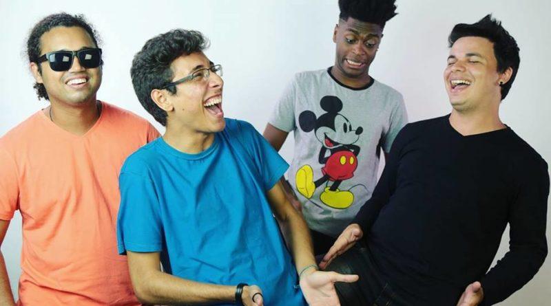 """Stand Up Comedy """"Os Caras"""" reestreia dia 2 de julho no Teatro dos Quatro"""
