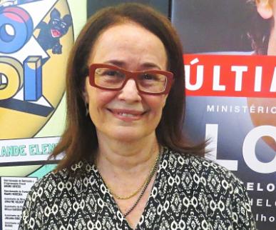 """Renée de Vielmond : """"Eu fiz uma boa escolha quando me aposentei"""""""