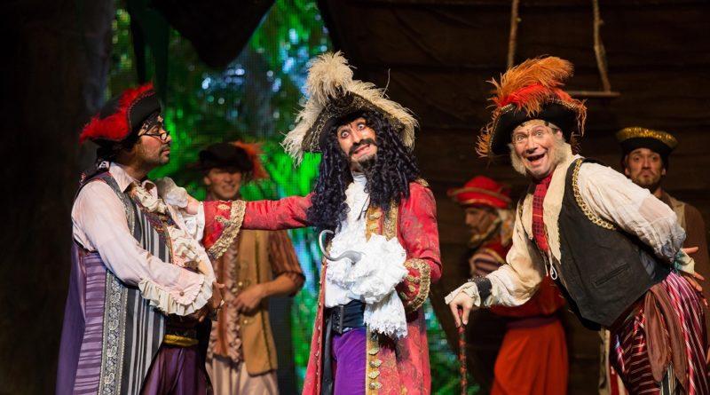 """""""Peter Pan – o Musical"""" reestreia no Teatro Bradesco (SP)"""