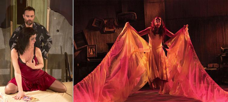 Luísa Thiré em dose dupla no Teatro Ipanema