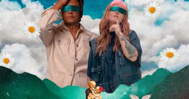 Carolina Deslandes e Jimmy P juntos em 'Mercúrio'