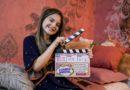 Sophia Valverde filma primeiro longa como protagonista