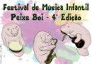 O Festival de Música Infantil Peixe-Boi chega à sua 4ª edição